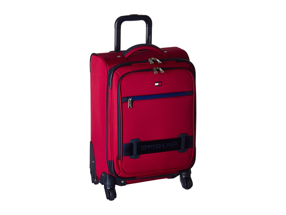 Tommy Hilfiger - Nomad 21 Upright Suitcase (Red) Luggage