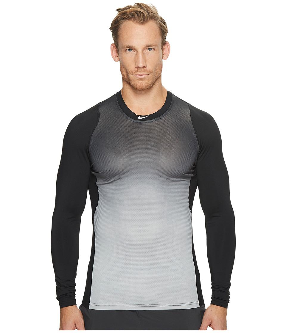 Nike Pro Hypercool Players Training Top (Black/White) Men
