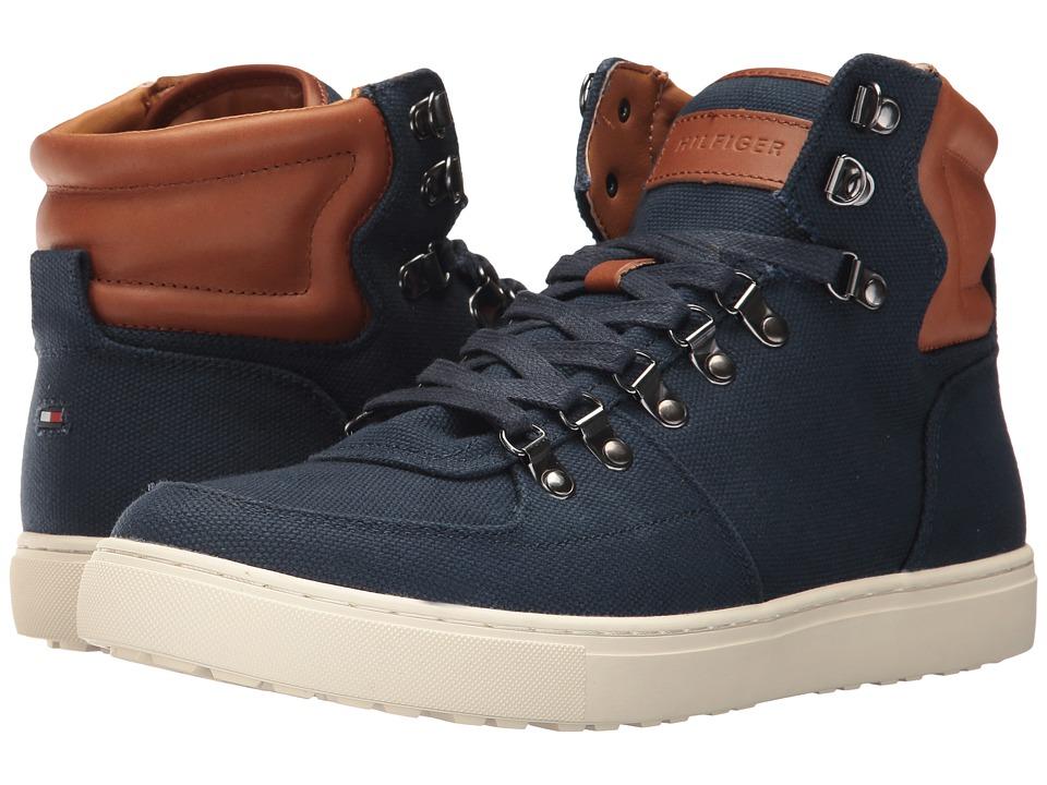 Tommy Hilfiger - Macomb (Navy) Men's Shoes