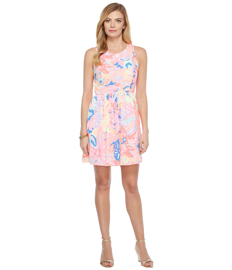 Lilly Pulitzer - Kassia Dress (Multi Playa Hermosa) Women's Dress