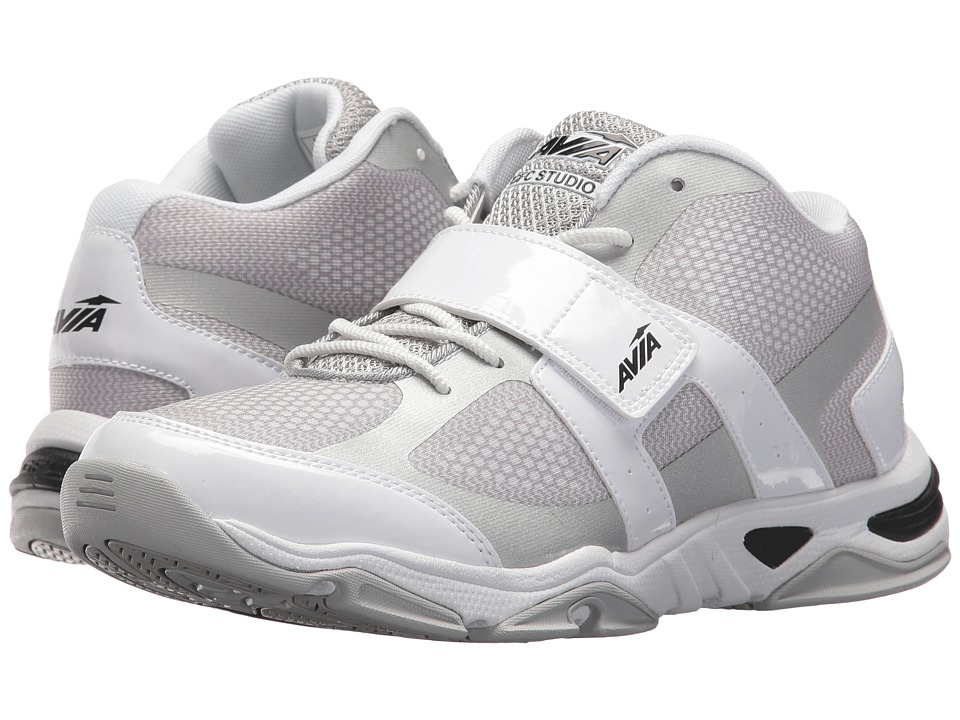 Avia GFC Studio II (White/Chrome Silver/Black) Women