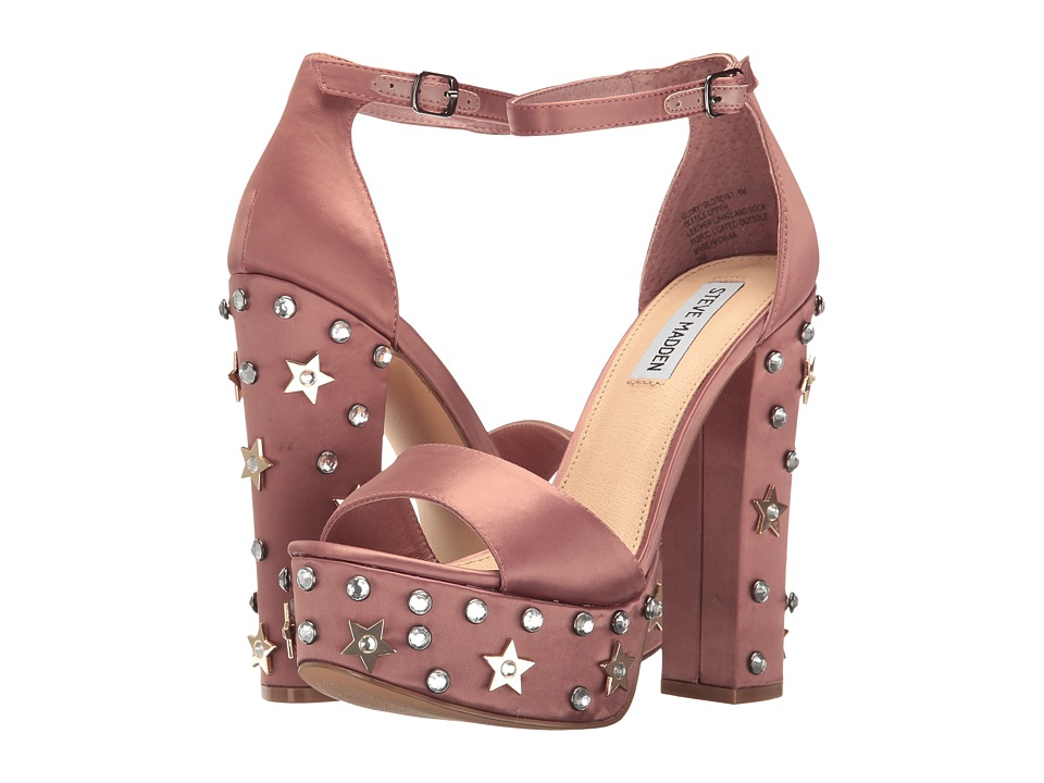 Steve Madden - Glory (Dusty Rose) Women's Shoes