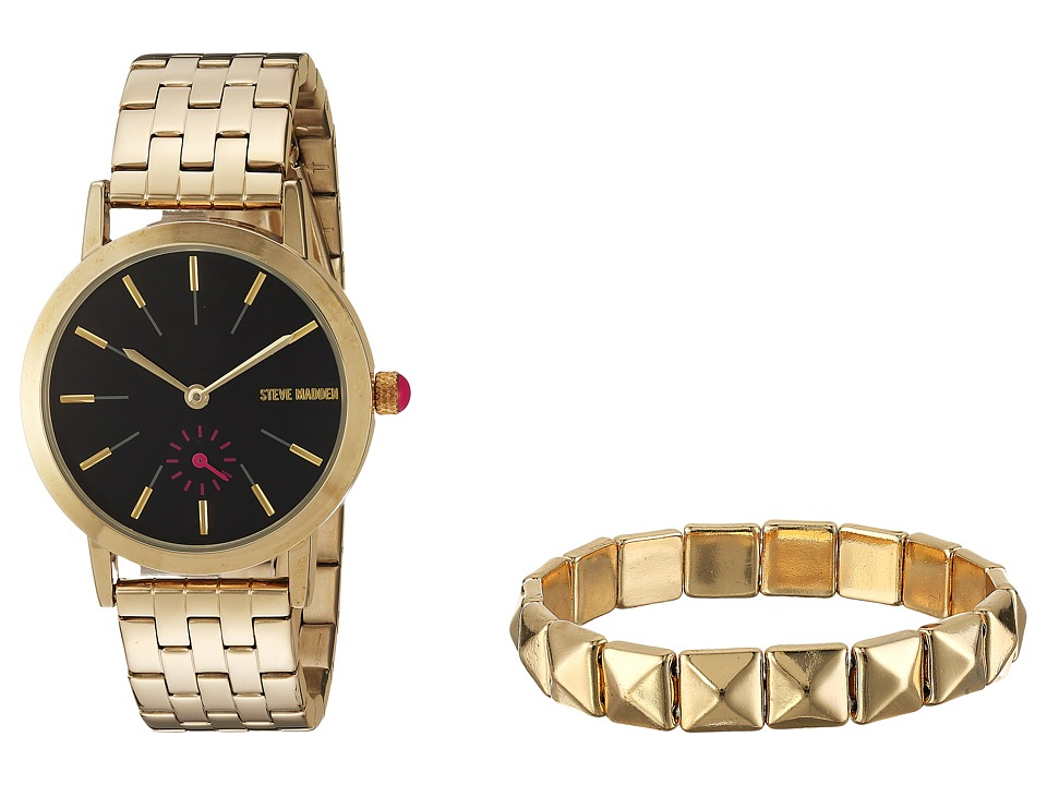 Steve Madden - SMWS005 (Gold/Gold) Watches