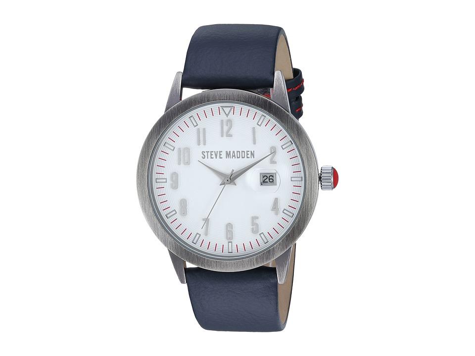 Steve Madden - Officer Watch (Midnight) Watches