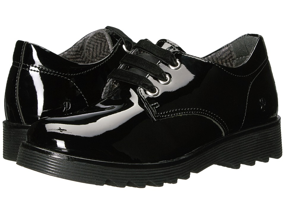 Primigi Kids - PUR 8218 (Little Kid) (Black Patent) Girl's Shoes