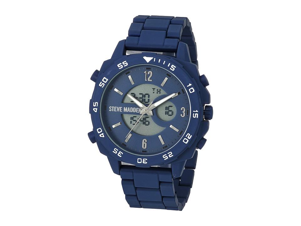 Steve Madden - SMW023 (Silver) Watches