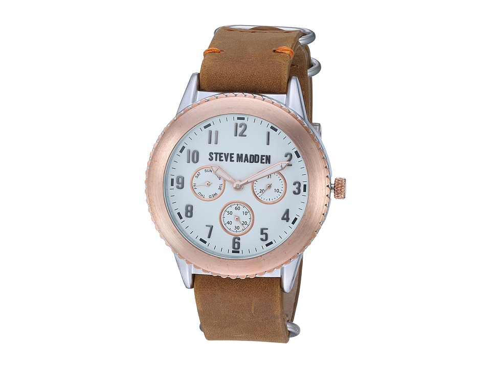 Steve Madden - SMW022 (Brown) Watches