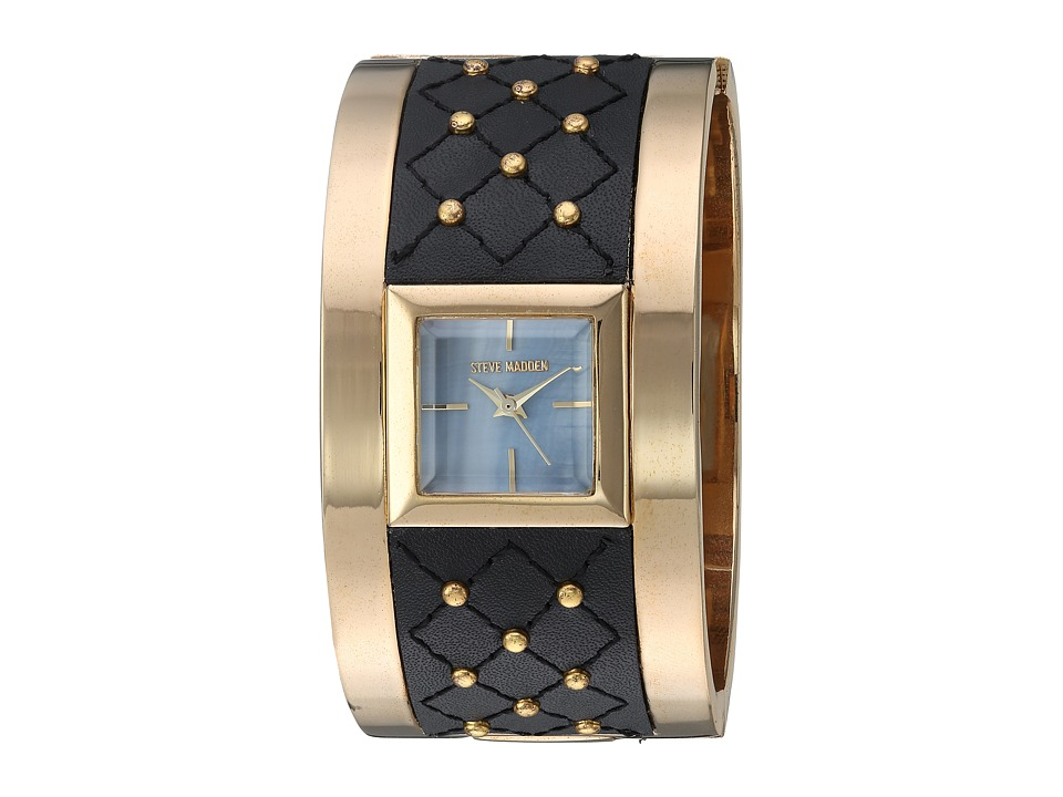 Steve Madden - SMW006 (Black/Gold) Watches