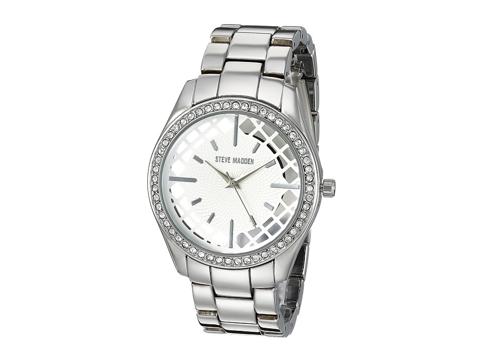 Steve Madden - SMW047 (Silver) Watches
