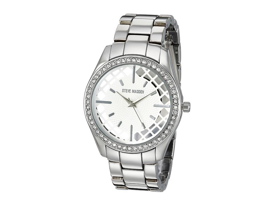 Steve Madden - SMW047 (Silver) Watches
