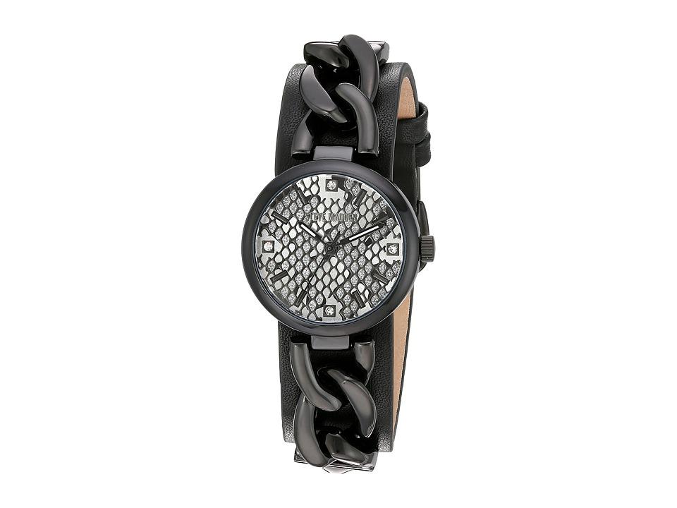 Steve Madden - SMW049 (Black/Gold) Watches