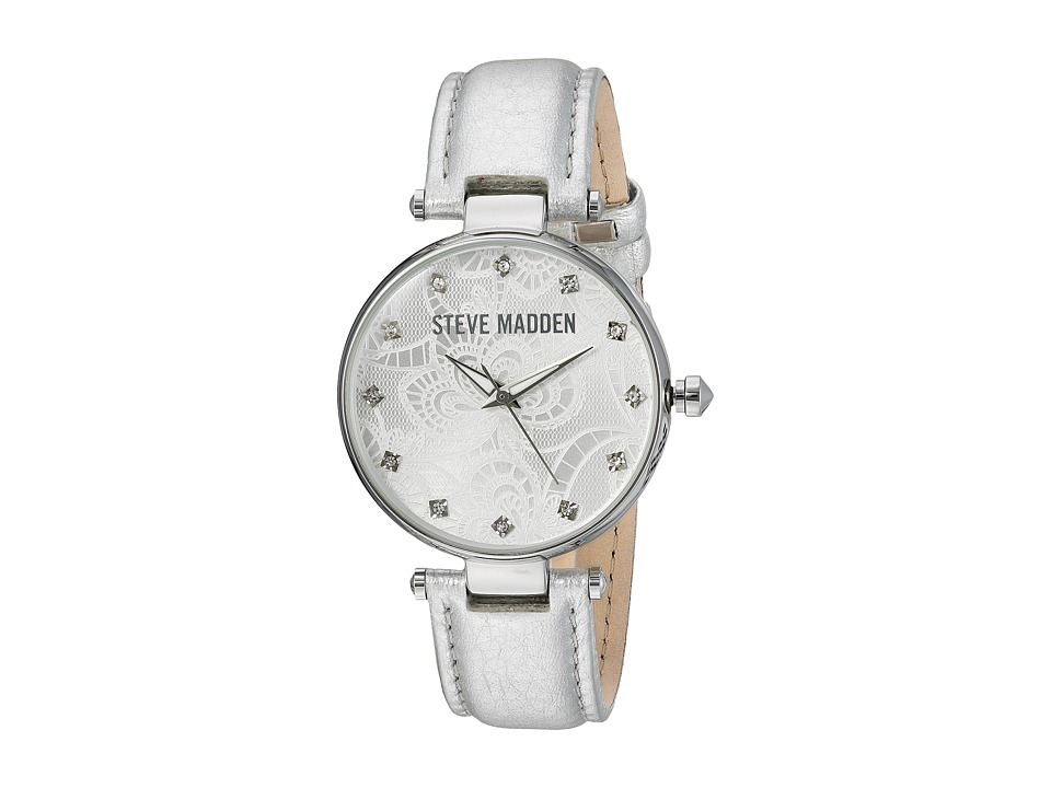 Steve Madden - SMW039 (Silver) Watches