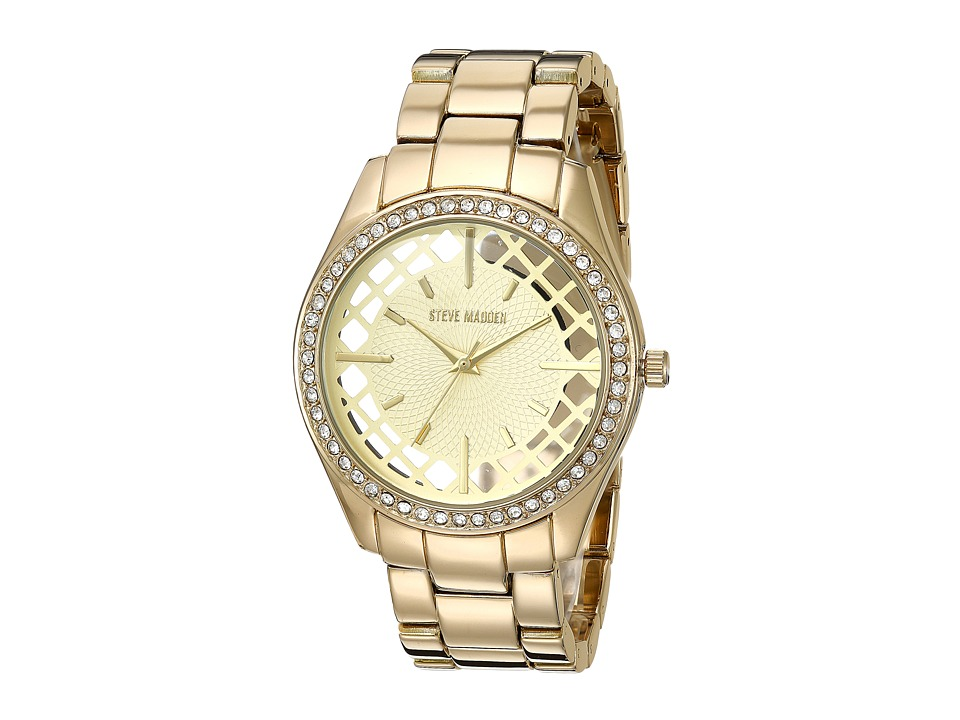 Steve Madden - SMW047 (Silver/Gold) Watches