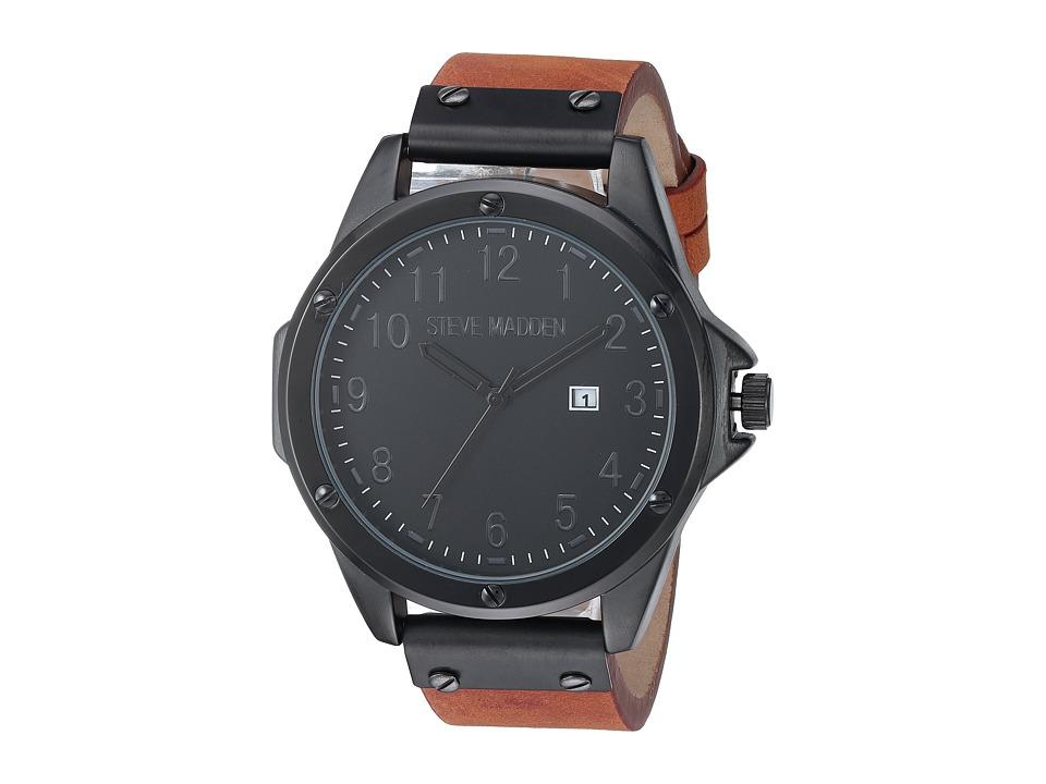 Steve Madden - SMW033 (Brown) Watches