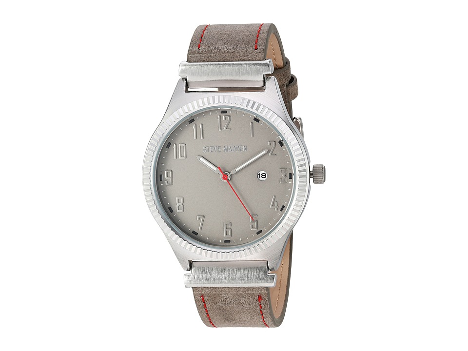 Steve Madden - SMW032 (Silver) Watches
