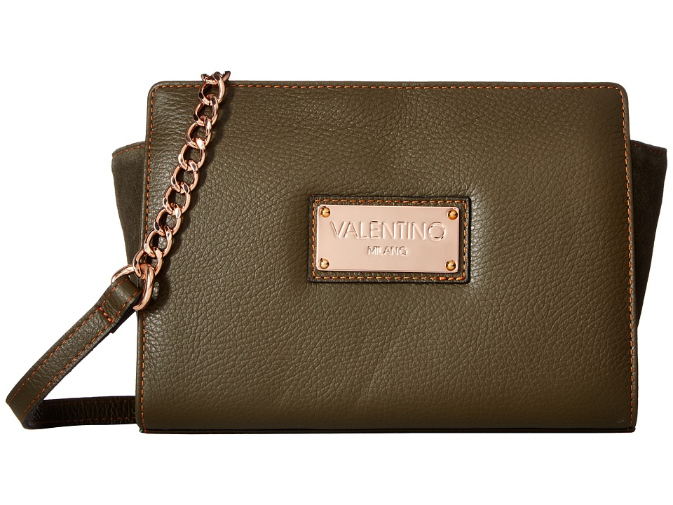 Valentino Bags by Mario Valentino - Kiki (Green) Handbags