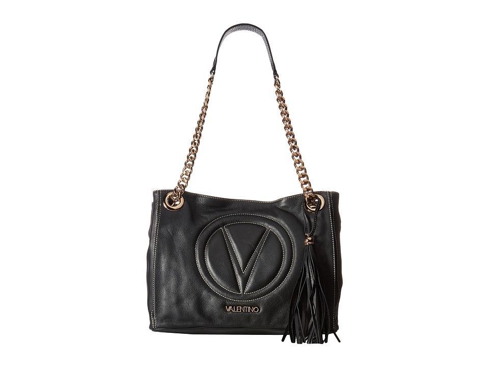 Valentino Bags by Mario Valentino - Luisa 2 (Black 1) Handbags