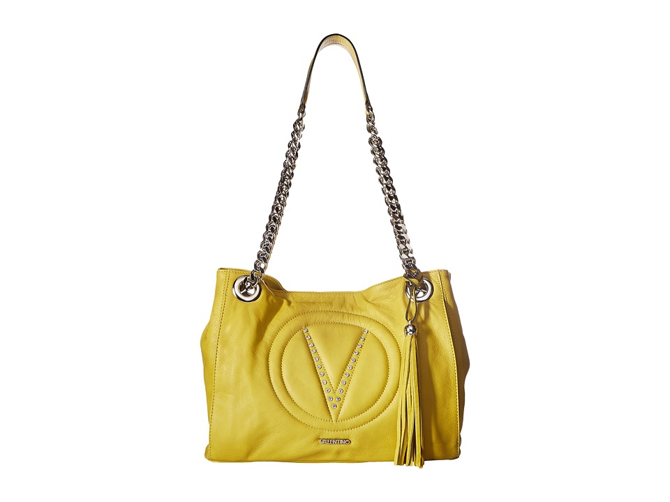 Valentino Bags by Mario Valentino - Luisa 2 (Curry) Handbags