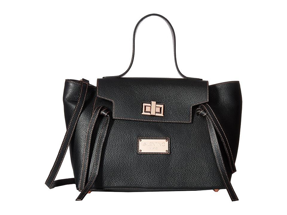 Valentino Bags by Mario Valentino - Camilla (Black 1) Handbags