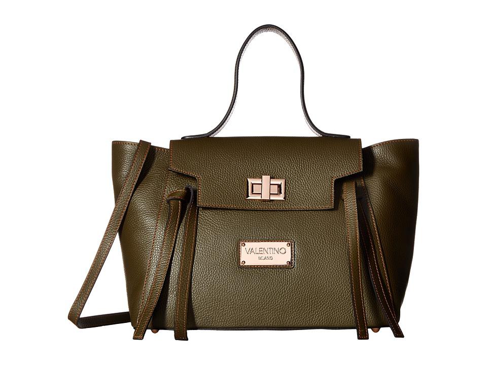 Valentino Bags by Mario Valentino - Camilla (Green) Handbags