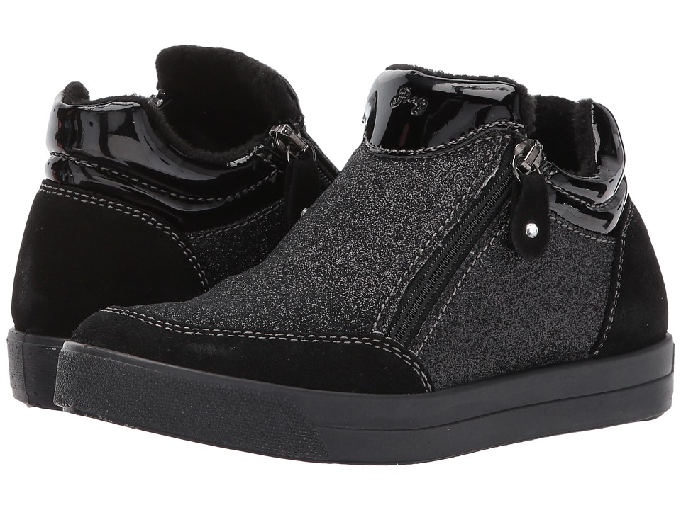 Primigi Kids - PAN 8579 (Little Kid) (Black) Girl's Shoes