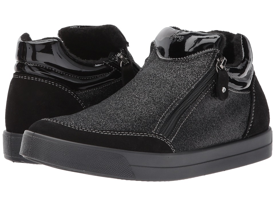 Primigi Kids - PAN 8579 (Big Kid) (Black) Girl's Shoes