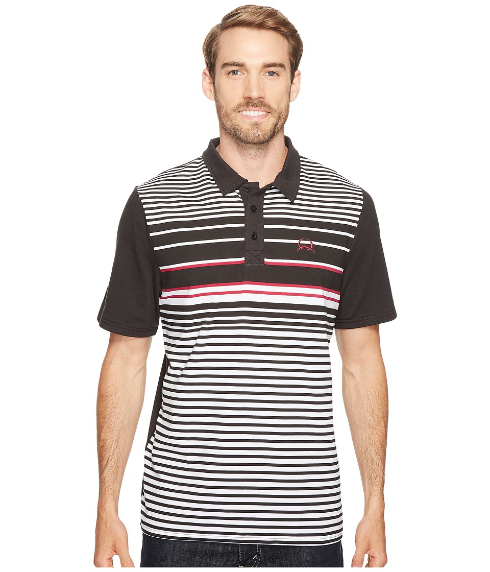 Cinch - Athletic Tech Polo (Multi 1) Men's Short Sleeve Pullover