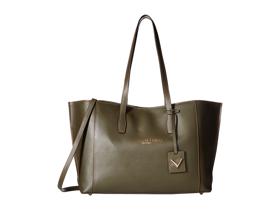 Valentino Bags by Mario Valentino - Caroline (Green) Handbags