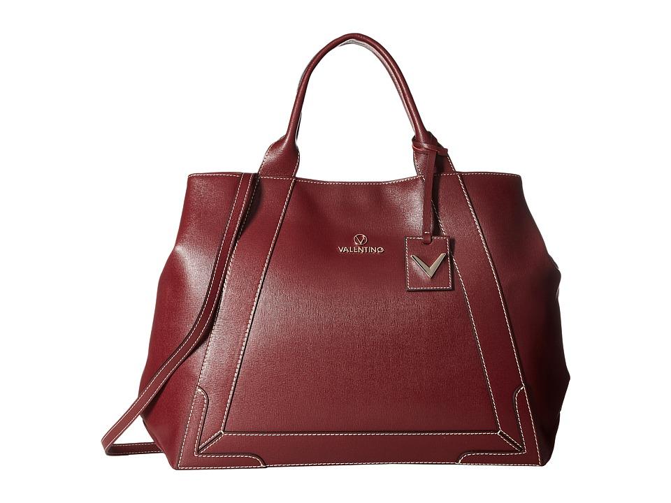 Valentino Bags by Mario Valentino - Adele (Wine) Handbags