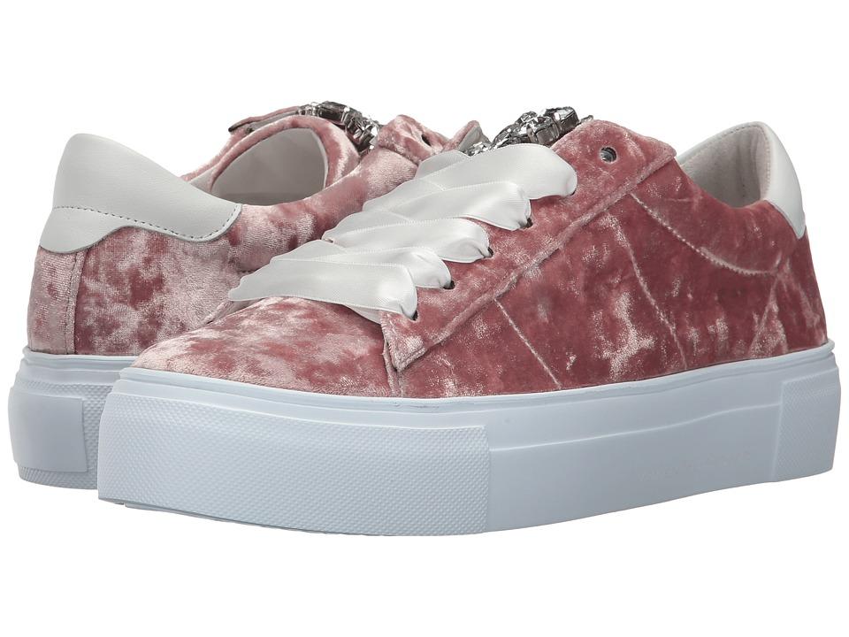 Kennel & Schmenger Velvet Sneaker (Rose Vintage Velvet) Women