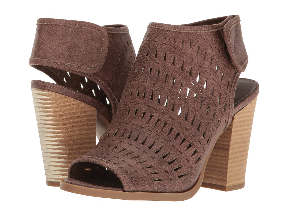Not Rated Shakti (Taupe) High Heels