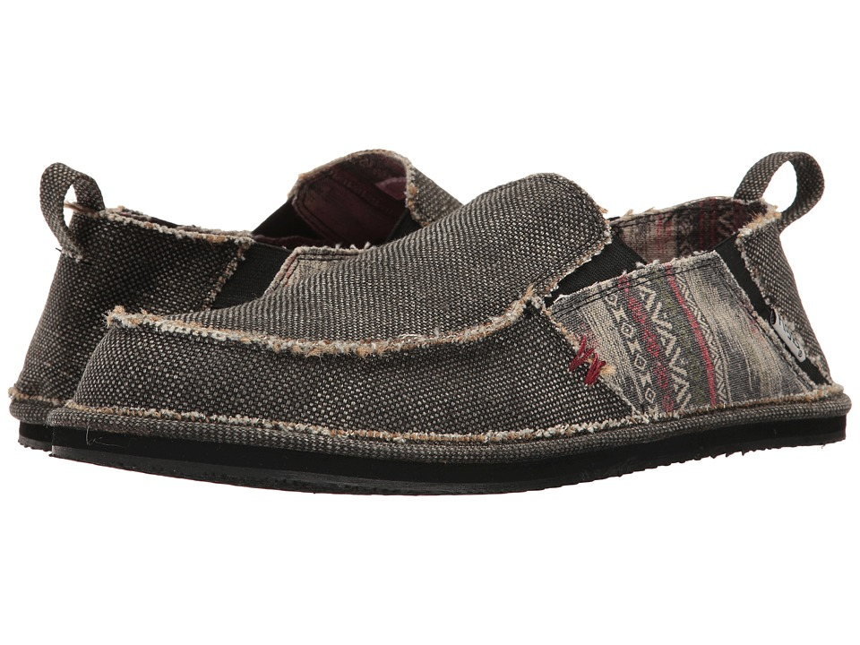 Flojos Dustin (Charcoal) Men