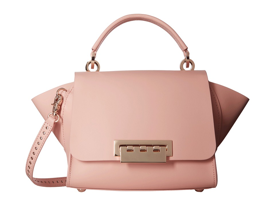 ZAC Zac Posen - Eartha Iconic Mini Top-Handle Crossbody (Shell) Top-handle Handbags
