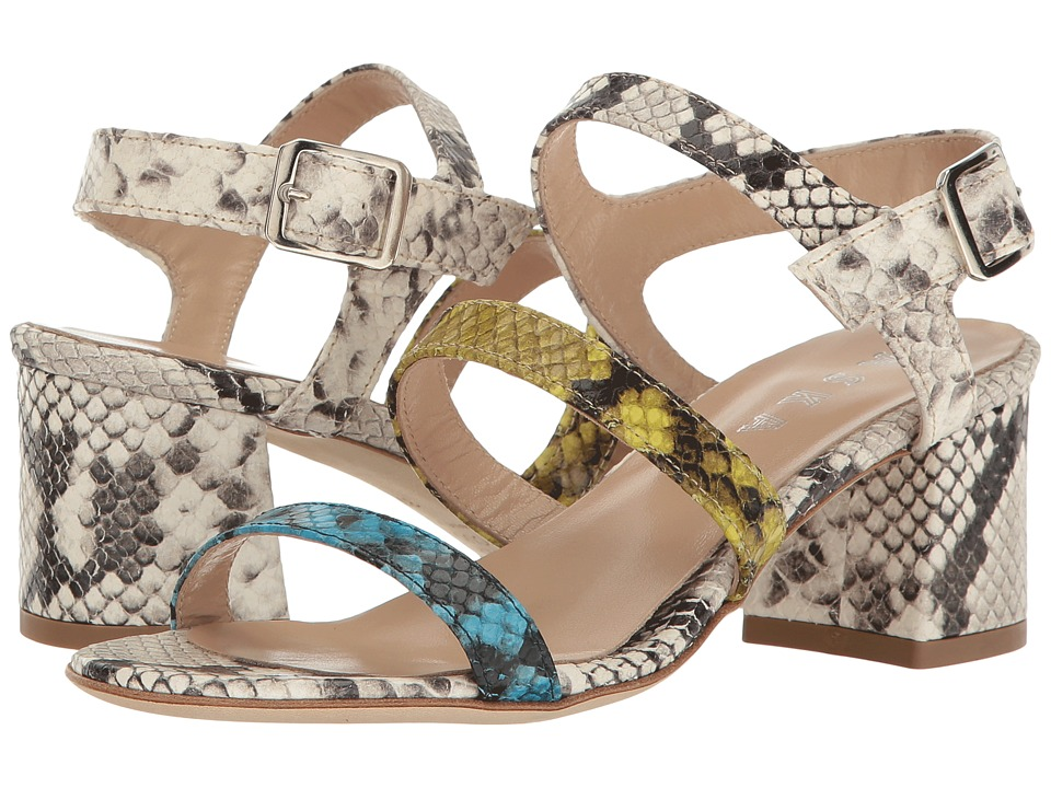 ASKA - Beatrice (Multi Snake) Women's Shoes
