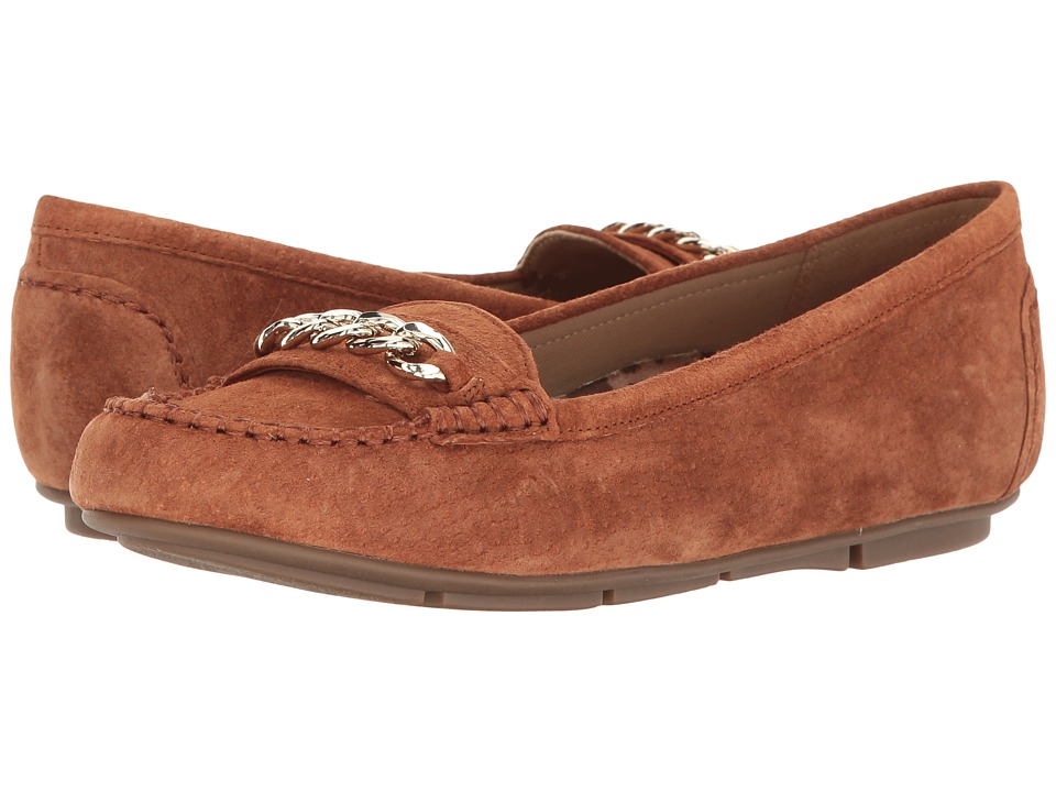 VIONIC - Mesa (Saddle) Women's Slip on Shoes