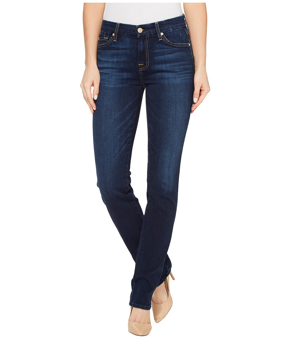 7 For All Mankind - Kimmie Straight in Santiago Canyon (Santiago Canyon) Women's Jeans