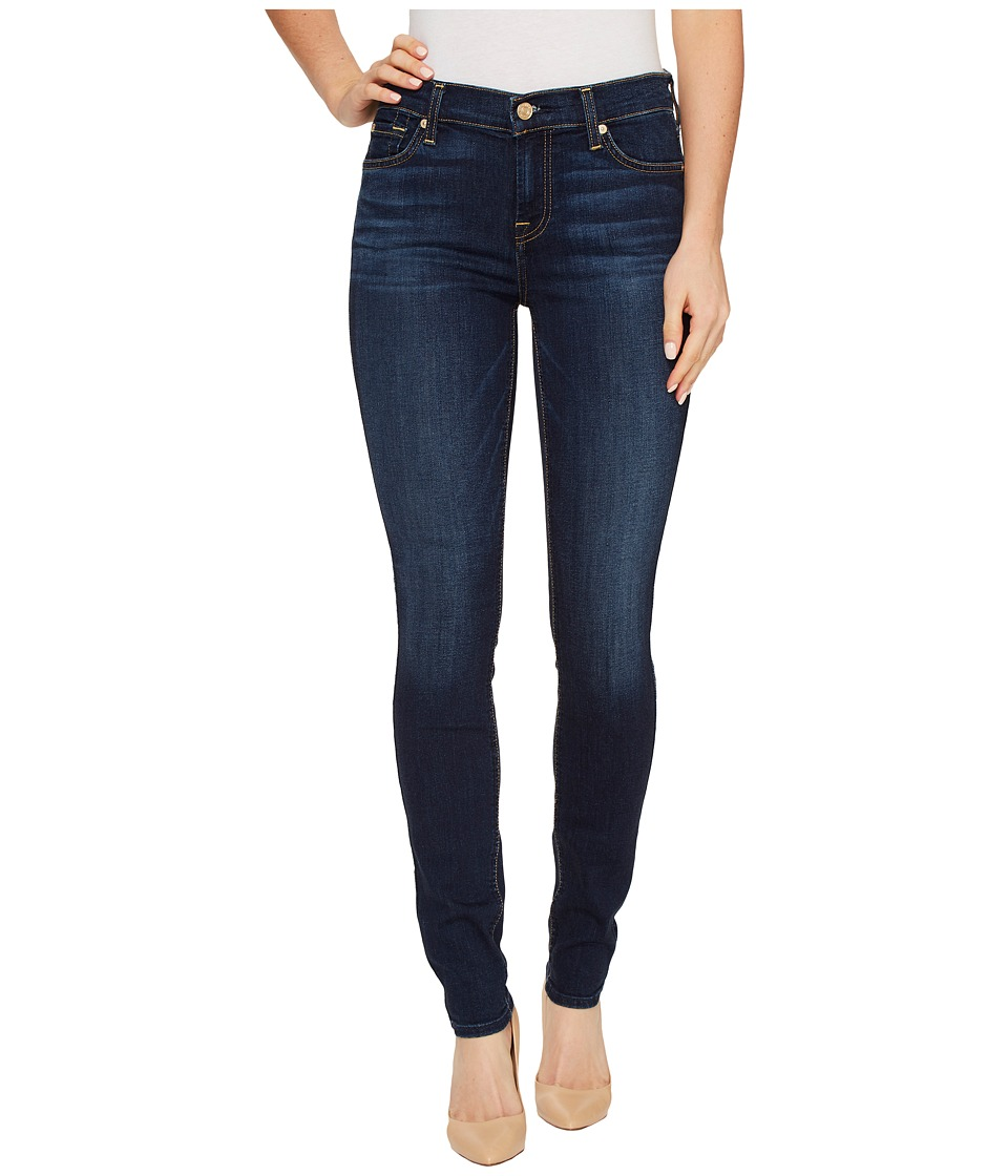 7 For All Mankind - The Skinny in Santiago Canyon (Santiago Canyon) Women's Jeans