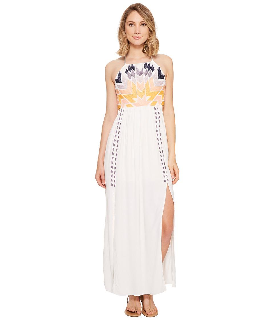 Rip Curl - Sunburst Maxi Dress (Vanilla) Women's Dress