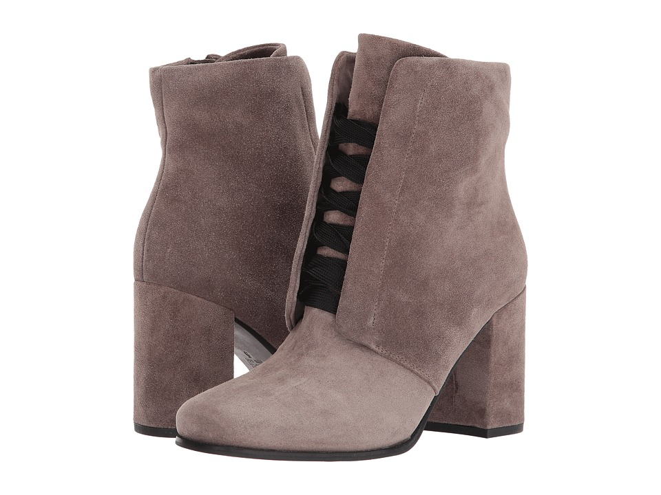 Kennel & Schmenger Amy Lace Front Boot (Mud Suede) Women
