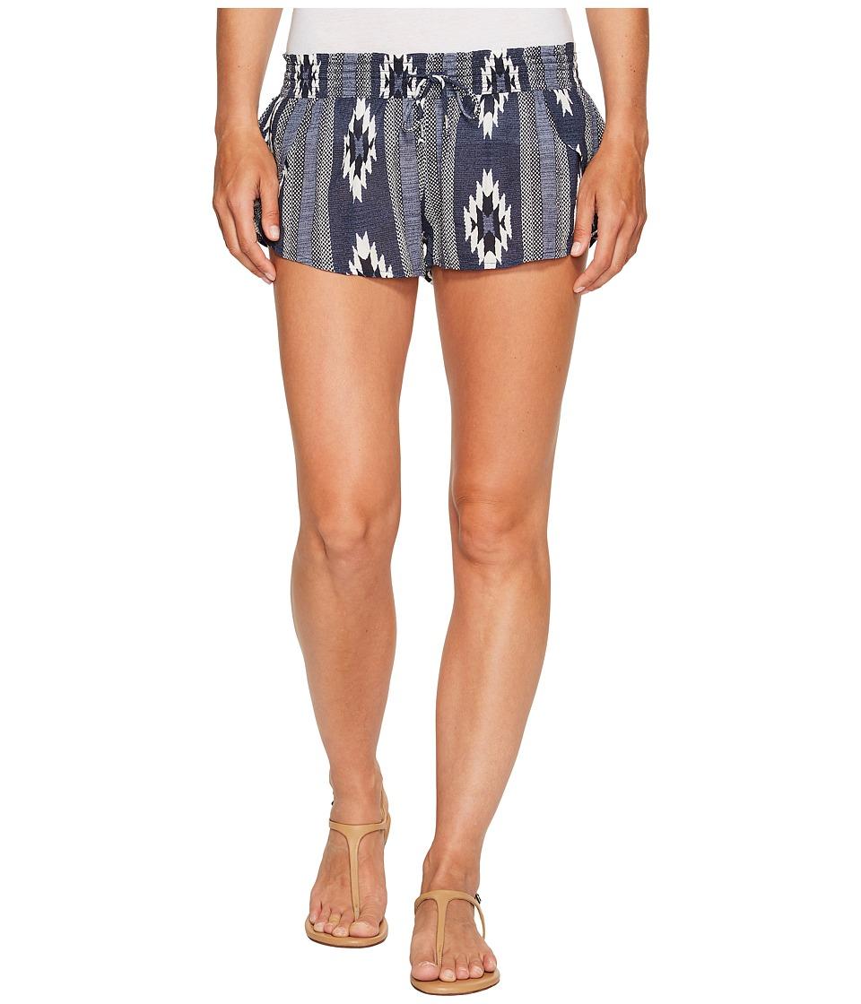Rip Curl - Peace Tribe Short (Navy) Women's Shorts