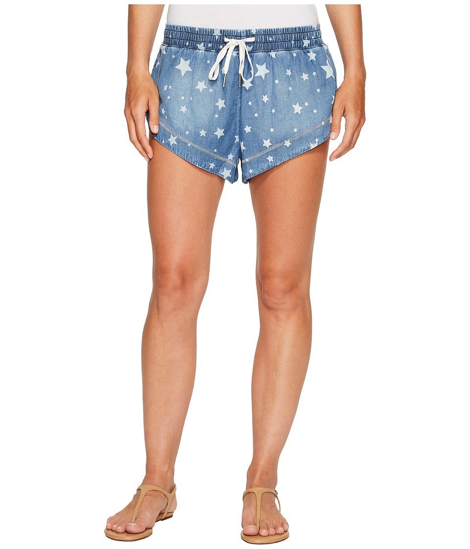 Rip Curl - Rising Star Short (Light Blue) Women's Shorts