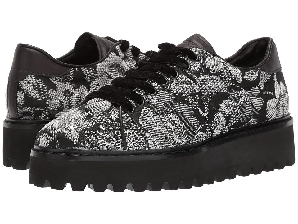 Kennel & Schmenger Hike Sneaker (Black Sequins) Women