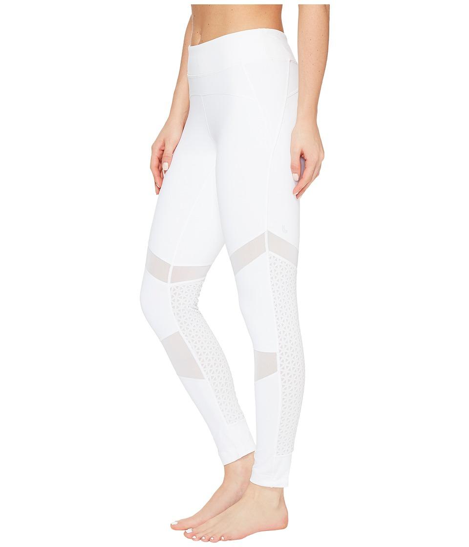 Lole Bonavy 2 Leggings (White) Women
