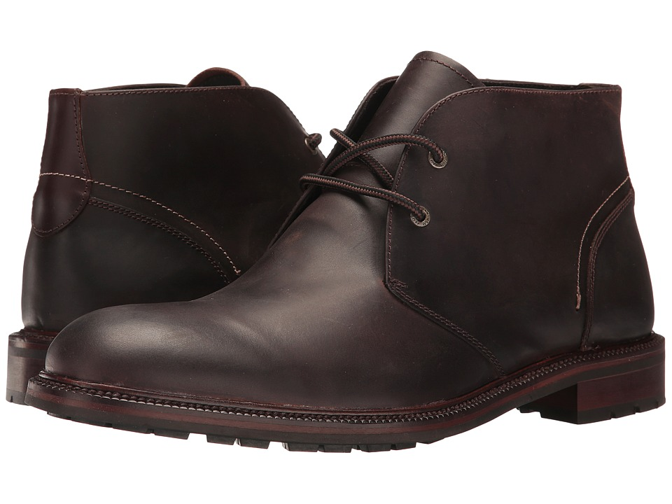 Johnston & Murphy - Fulton Chukka (Brown) Men's Boots