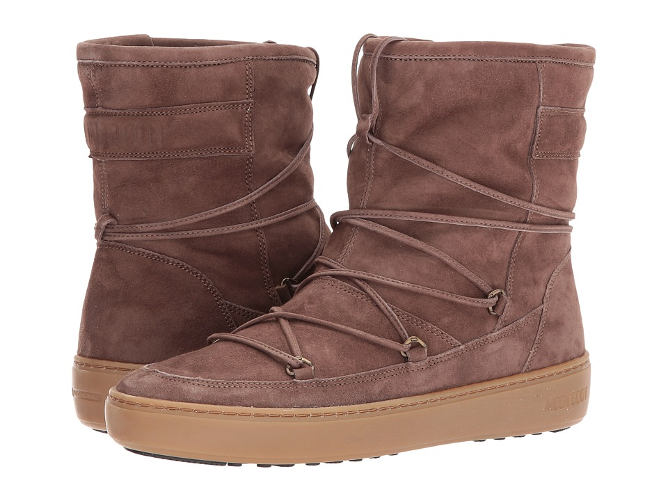 Tecnica Moon Boot WE Pulse Mid (Brown) Women