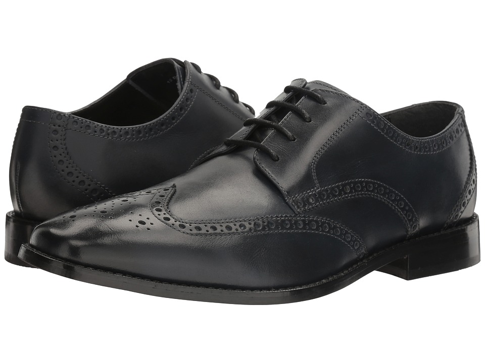 Florsheim - Camden Wing (Navy) Men's Shoes