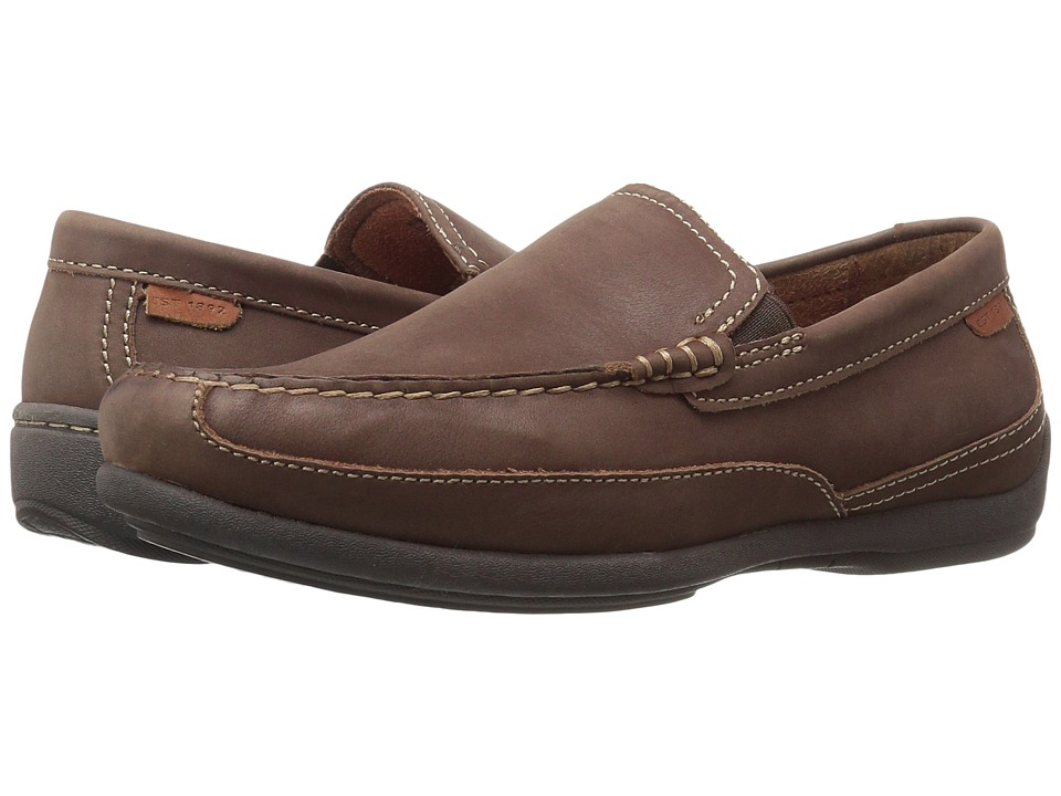 Florsheim - Moto Venetian (Crazy Horse) Men's Shoes