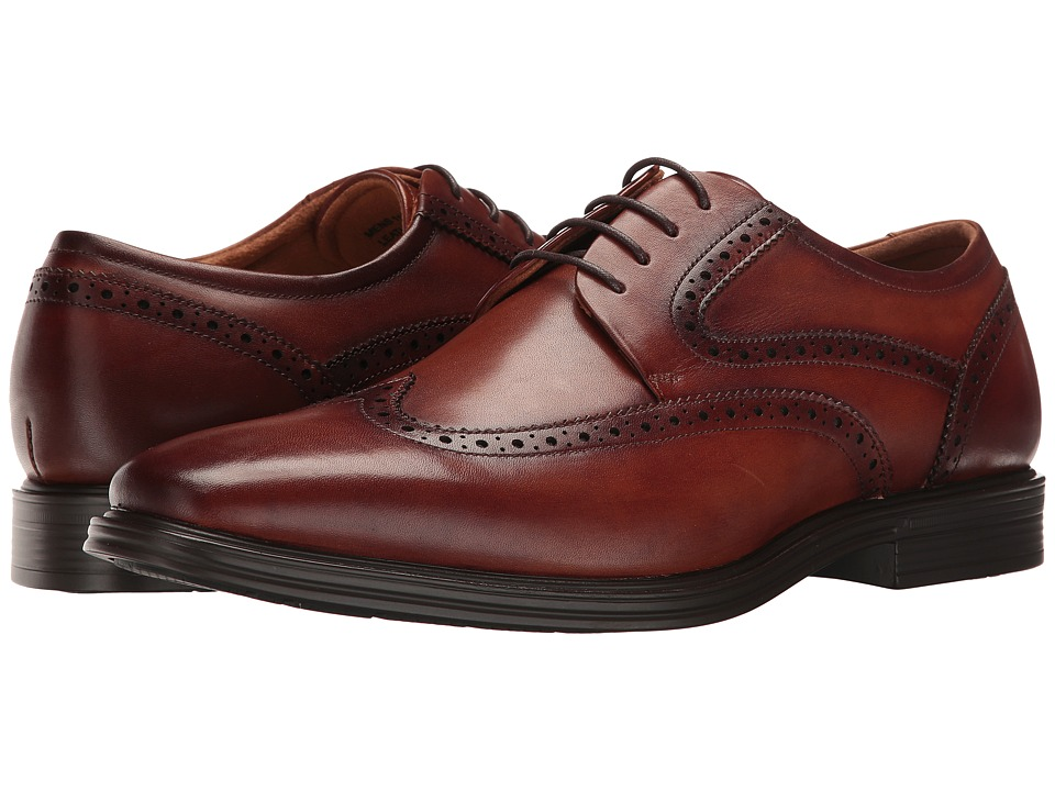 Florsheim - Pinnacle (Cognac) Men's Shoes