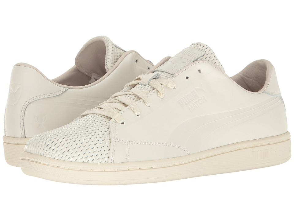 PUMA - Match 74 Open FM (Whisper White) Men's Shoes