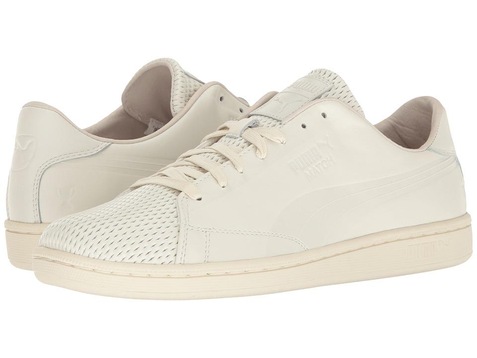 PUMA - Match 74 Open FM (Whisper White) Men's Shoes